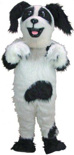 Sheepdog Mascot Costume MaskUS Costumes http://www.amazon.com/dp/B001GWS2SS/ref=cm_sw_r_pi_dp_UWm8vb0N7ZWW6