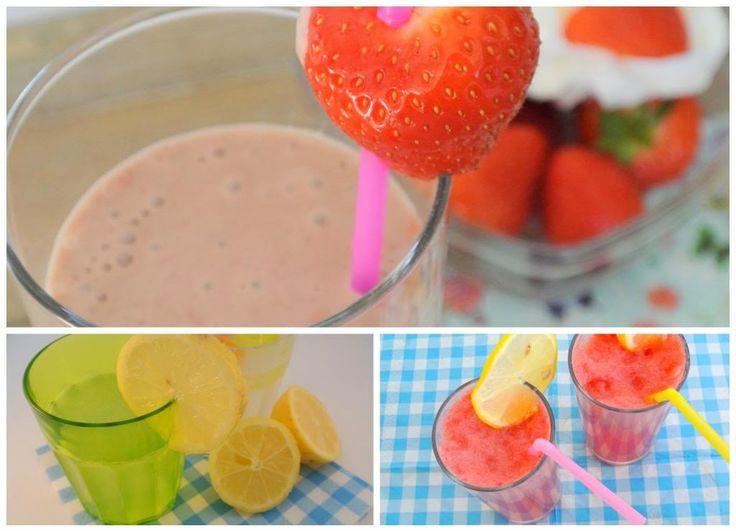 Wat hoort het bij een mooie warme zomerse dag? Een lekker zomers drankje en dan lekker buiten genieten. Alle drankjes zijn simpel te bereiden en natuurlijk lekker verfrissend. Een lekker en simpel recept voor Ice Tea. Eén van mijn favoriete drankjes op een hete zomerdag. Een lekker zelfgemaakte watermeloen drankje Ook ontzettend lekker wanneer het...Lees Meer »