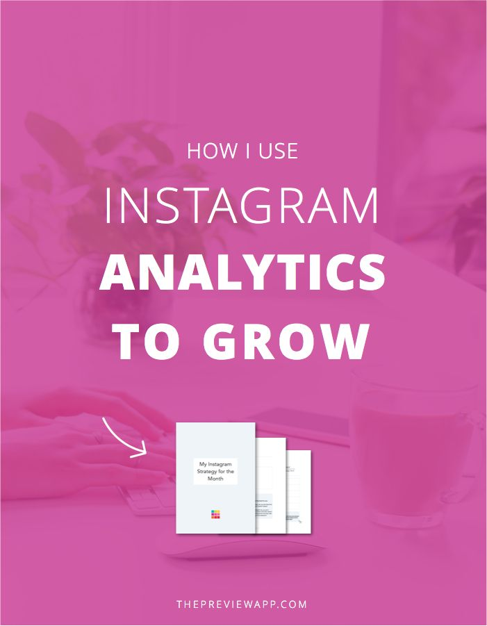 This is how to use Instagram Analytics to grow your account. Follow these steps to consistently and authentically grow on Instagram.