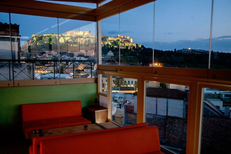 AthenStyle Rooftop Bar!