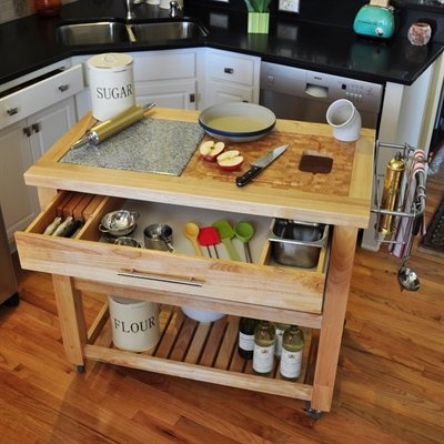 Awesome Kitchen Island Workstation Kitchens Galore