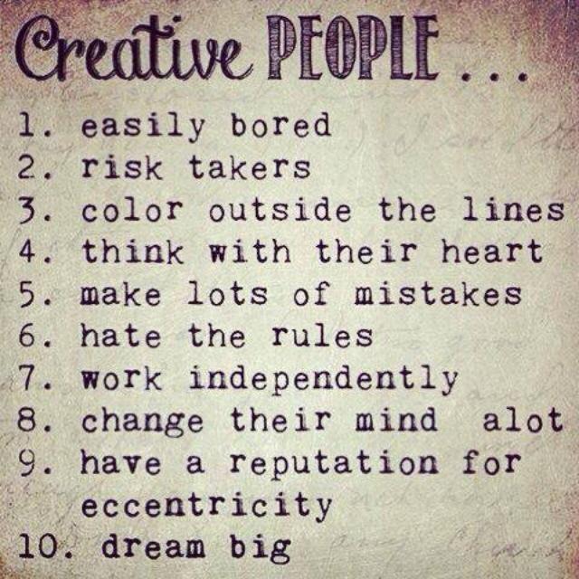 #CreativePeopletop10
