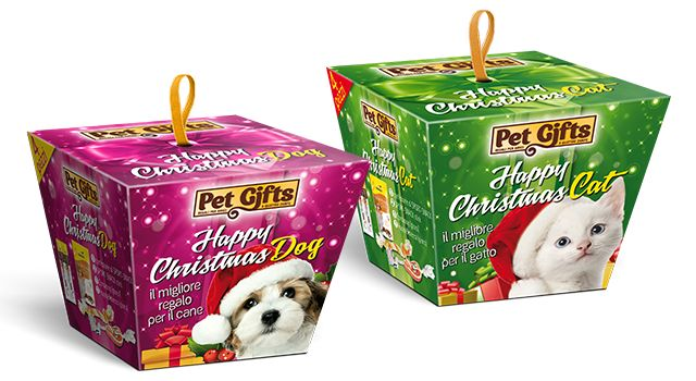 Pet Gift - Restyling di Packaging In Italy, Packaging Funzionale, Packaging Italiano
