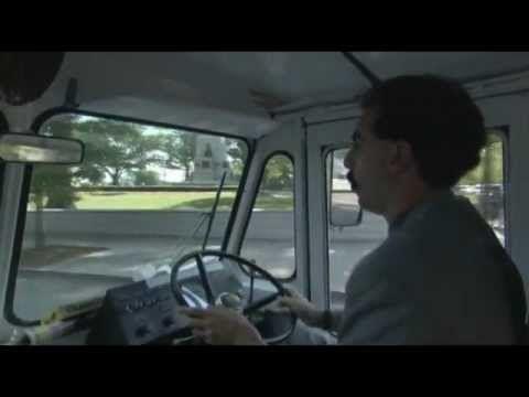 Borat und die Polizei (Deutsche Untertitel) - YouTube