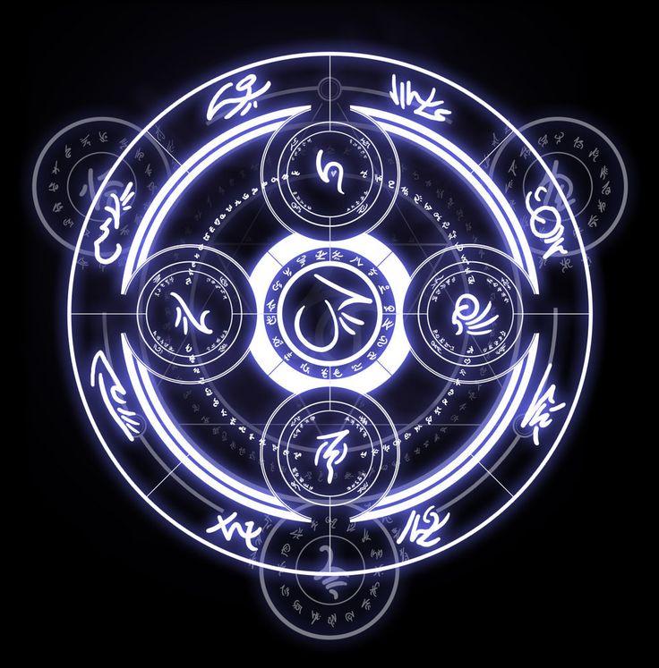 Открытки, картинки магические символы