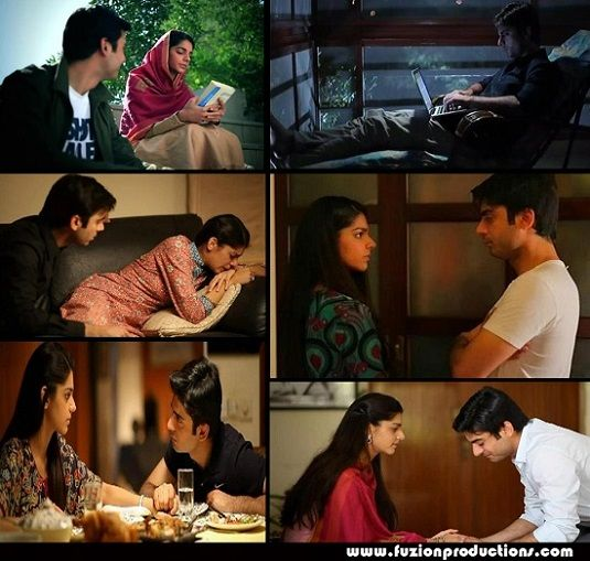 Zindagi Gulzar Hai: Perfect Couple.