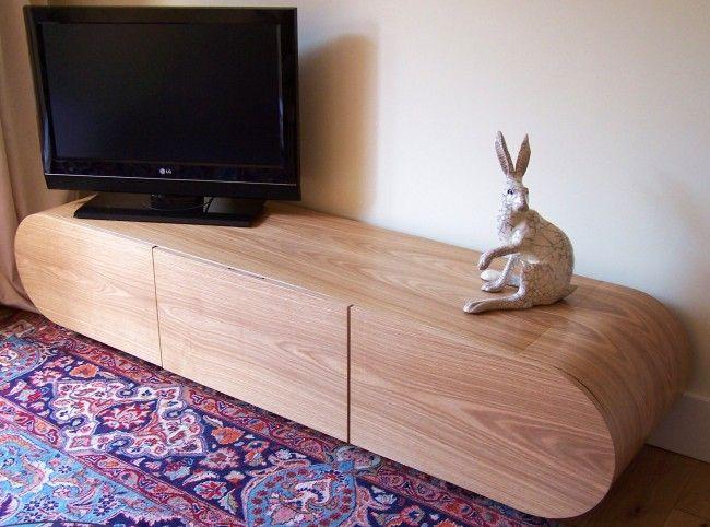 Tv Tables Hernan Tv Unit: Best 25+ Wooden Tv Units Ideas On Pinterest