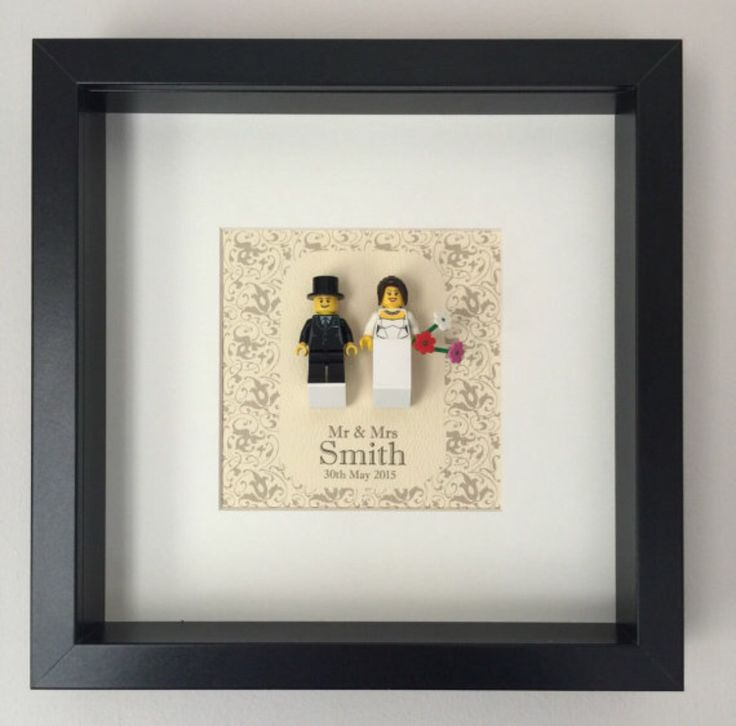 12 best lego images on pinterest box frames lego frame and wedding minifigure frame gift made by figurethatbox picture frames superhero superhero pictures negle Choice Image