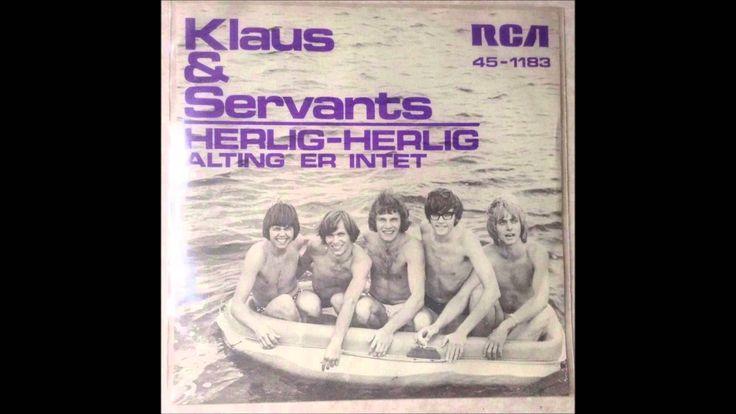 Klaus & Servants - Herlig, Herlig