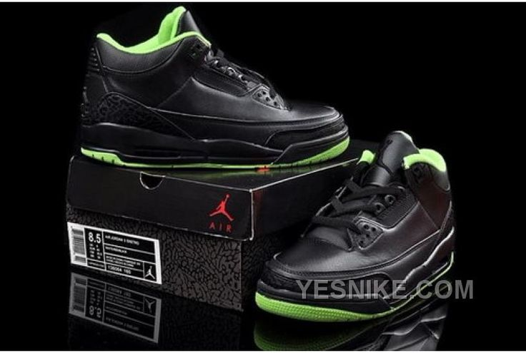 http://www.yesnike.com/big-discount-66-off-norway-nike-air-jordan-3-iii-mens-shoes-on-sale-black-green-e8jxr.html BIG DISCOUNT! 66% OFF! NORWAY NIKE AIR JORDAN 3 III MENS SHOES ON SALE BLACK GREEN 3XH5N Only $95.00 , Free Shipping!