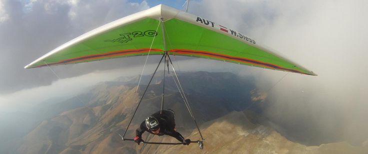 Wolfi flying a T2C