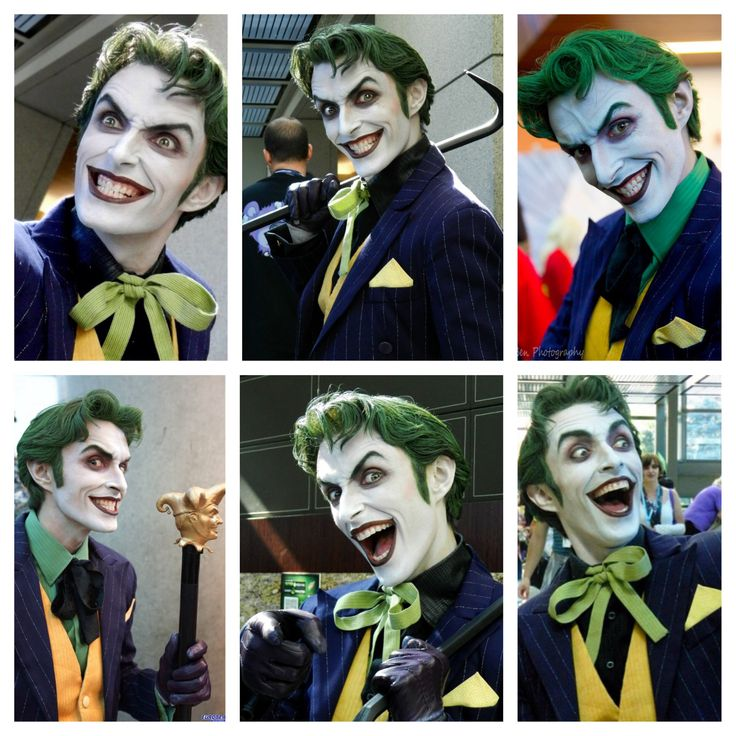 Oh how I love Anthony Misiano! Favorite cosplayer