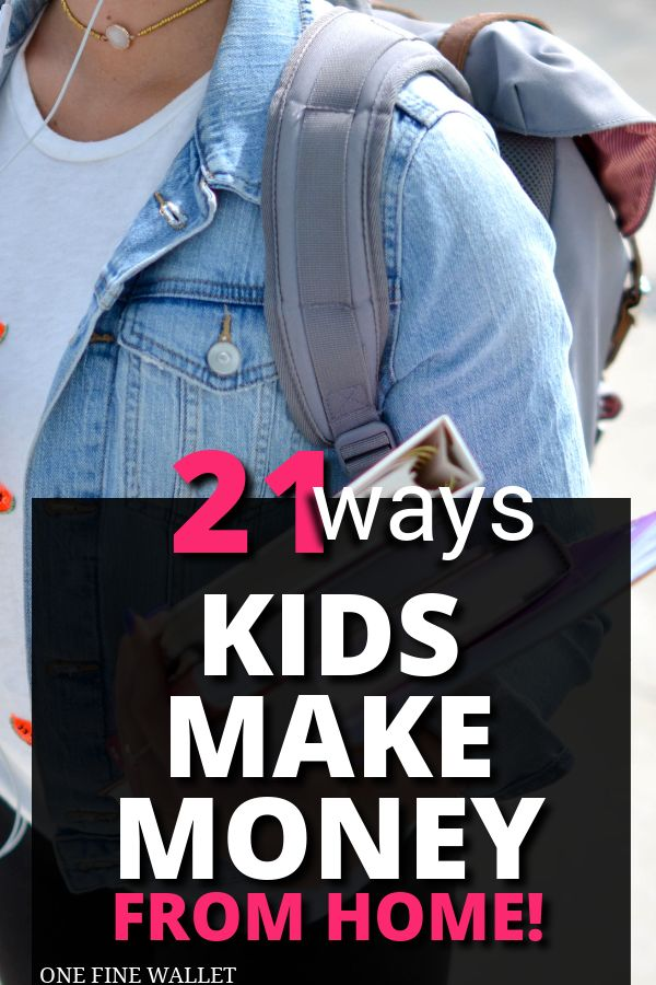 How to Make Money as a Kid – 21 Ways Kids Earn Money in 2019 – Home