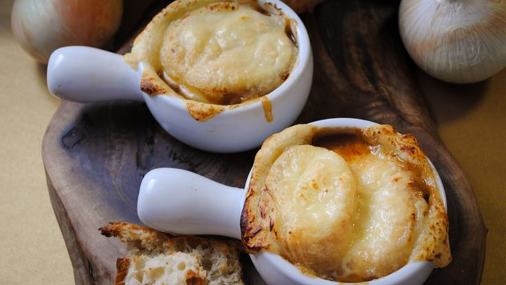 French Onion Soup by Robert Jewell