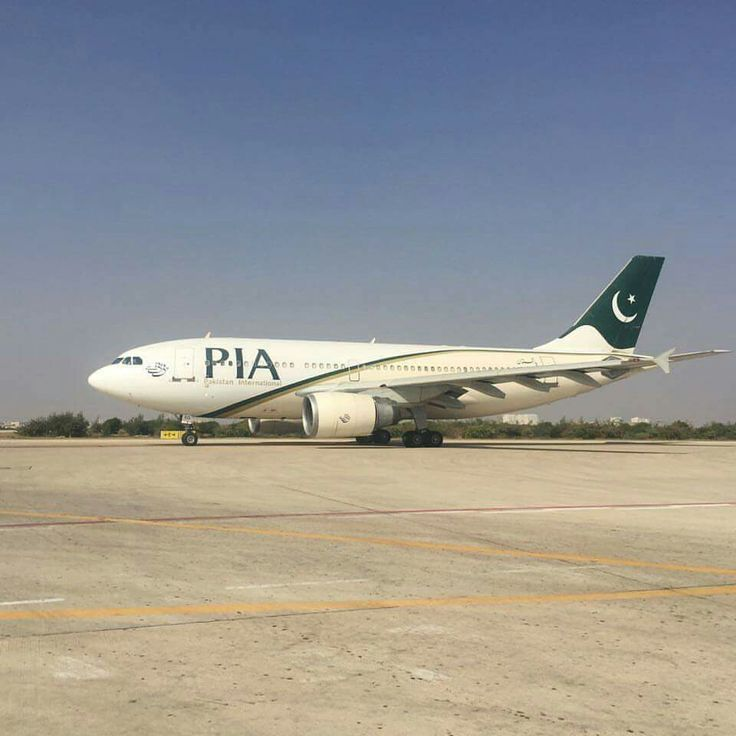 Pakistan International Airlines Airbus A310-300