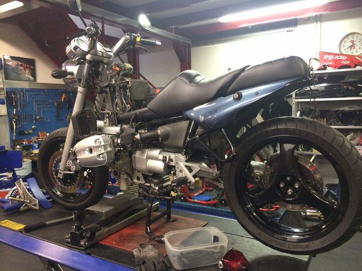BMW R1100R - Work in progress