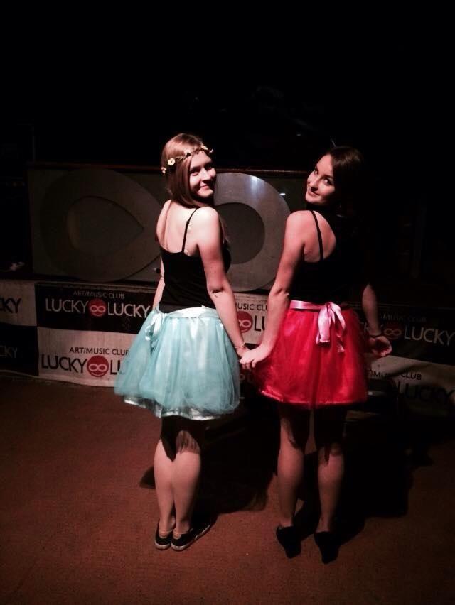 DIY tutu skirts :)