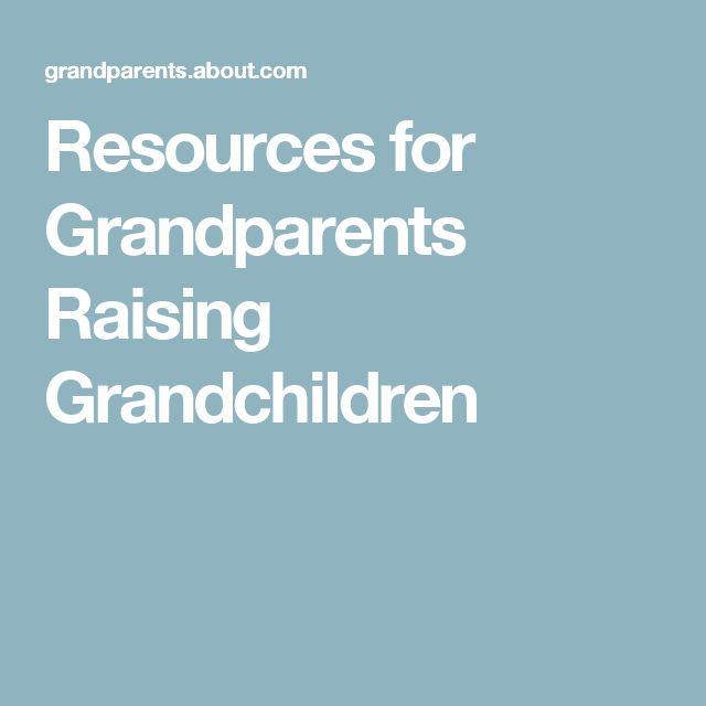 Resources for Grandparents Raising Grandchildren