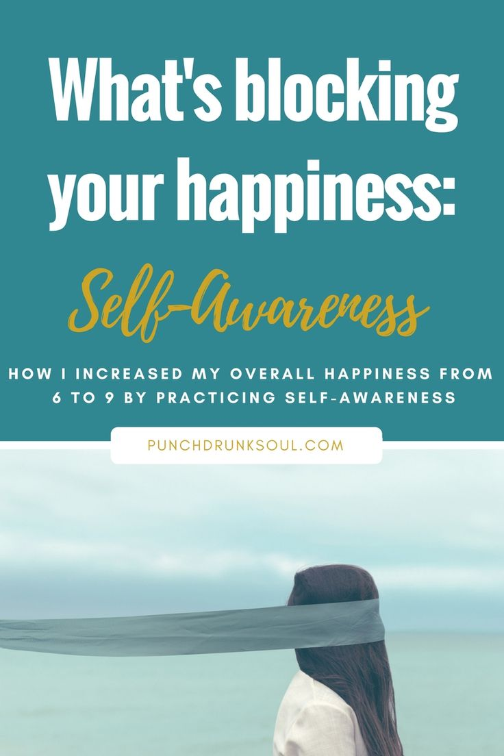 how to build self awareness