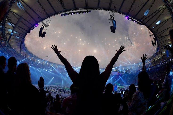 Closing Ceremony For The 2016 Summer Olympics: Rio Dances : The Torch : NPR