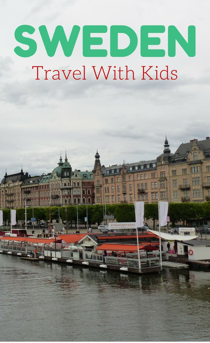 All about travelling in Sweden with kids in our Sweden travel blog. http://www.wheressharon.com/country/sweden-travel-blog/