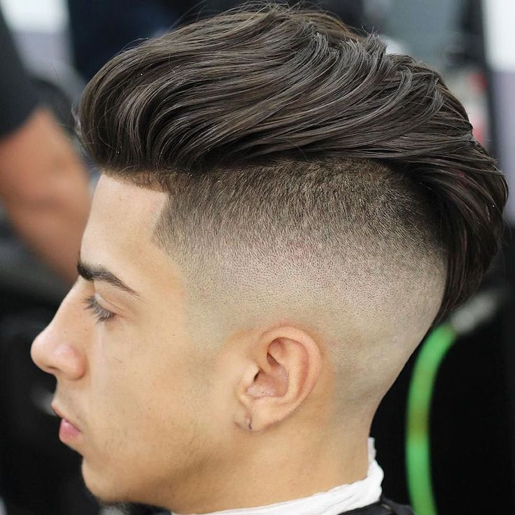 Top 10 Men's Undercut Hairstyles 2015 http://www.menshairstyletrends.com/top-10-mens-undercut-hairstyles/