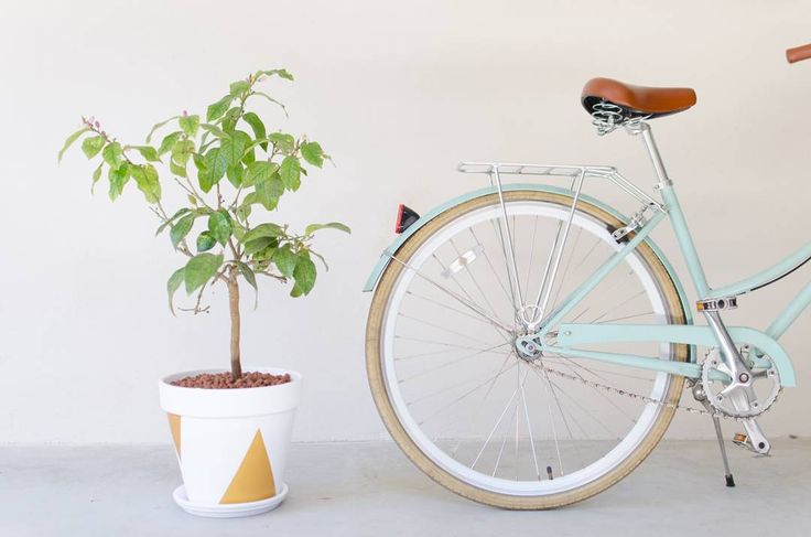 Lemonday! ;) To get motivated on Monday nothing better than a lemonjuice and bike to work! #lemon #bike #monday #work