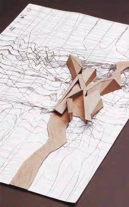 Líneas, papel y cartón