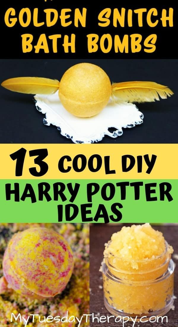 21 Harry Potter Crafts And Activities Any Muggle Can Do