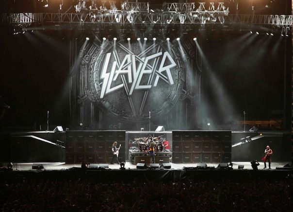 Yesterday was International Slayer Day, and while I'm one day...