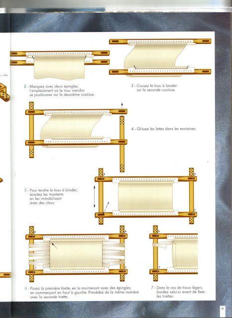 Книга по вышивке тамбурным крючком -  *La broderie de Luneville*. Обсуждение на LiveInternet - Российский Сервис Онлайн-Дневников