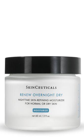 Renew Overnight Dry Nighttime face moisturizer for dry skin