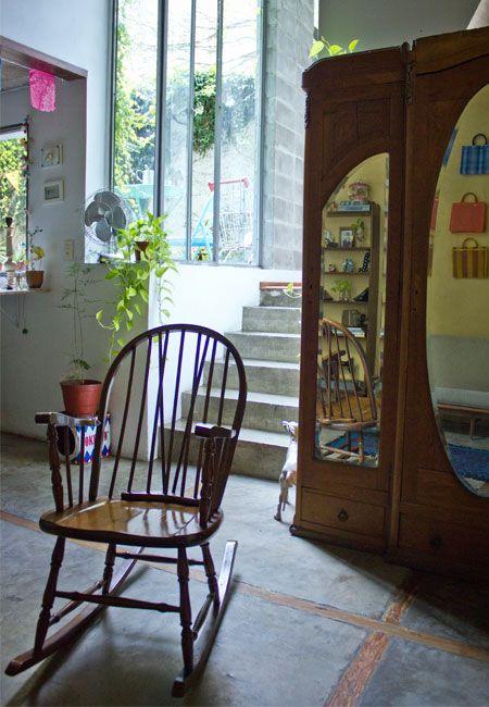 Interiores 112 dos amigas y una enredadera facebook patio and ph - Enredaderas de interior ...