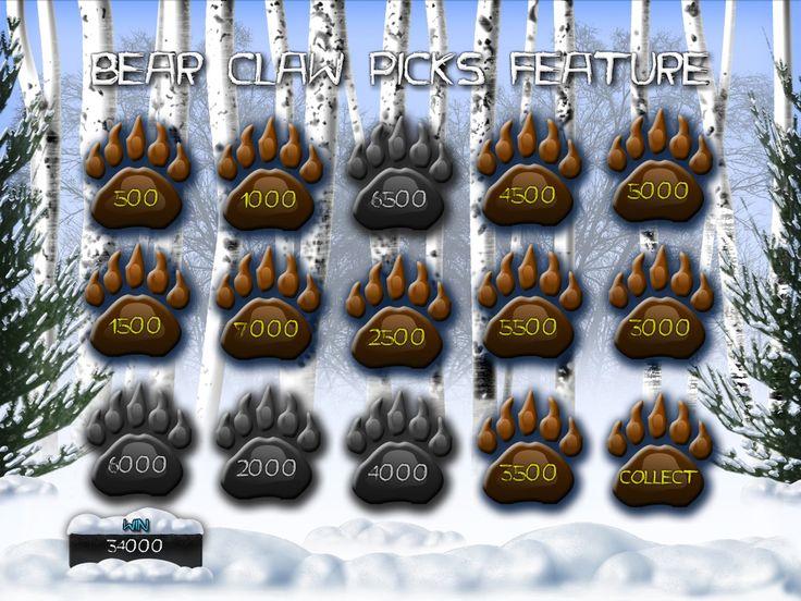 Tiger vs Bear Siberian Standoff #video slot - http://www.royalvegascasino.com/casino-games/