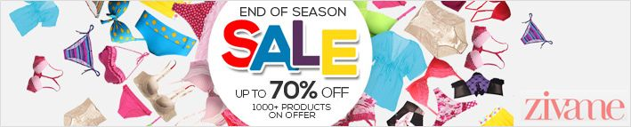 #Zivame End Of Season Sale: Upto 70% OFF on Women's #Innerwear