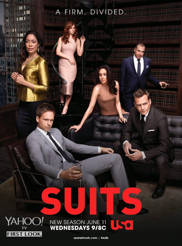 Ver Suits online