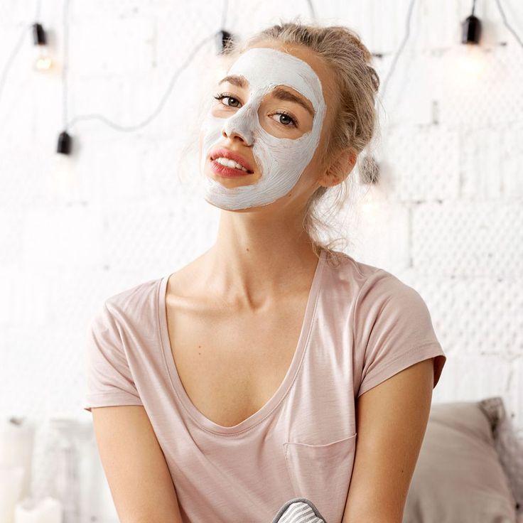 Gesichtsmasken selber machen: 10 schnelle Rezepte für jeden Hauttyp – #für #Ge…