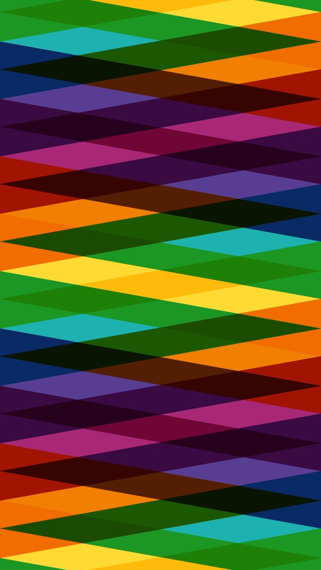 Intersected Colors #iPhoneWallpaper | Abstract HD Wallpapers 2
