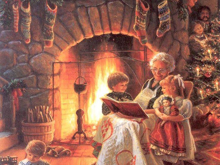 Как и что читать в ожидании зимних праздников | Папмамбук
