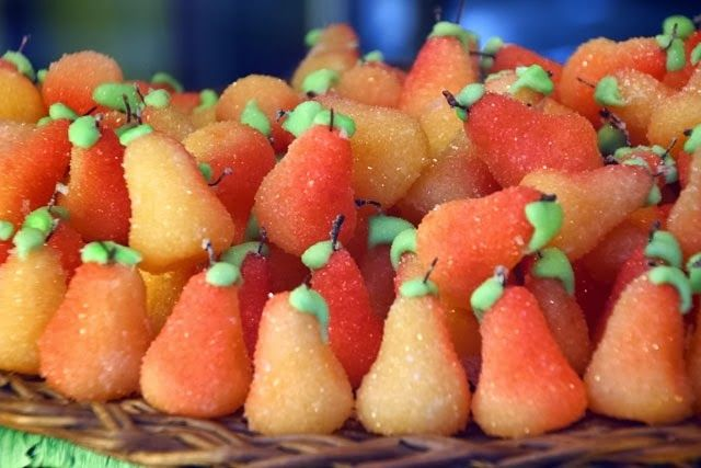 Marzipan Germany | Do you know of any similar traditions around the world?