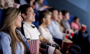 Cineasten freuen sich auf gleich fünf 2D-Kinovorstellungen in einem von 3 modernen Cineplex / CinemaxX Kinos inklusive sämtlicher Zuschläge