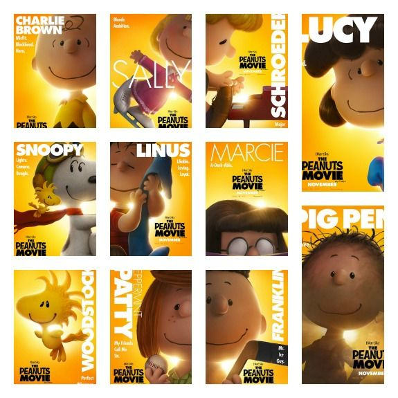 The Peanuts Movie In Theaters November 6 #thePeanutsMovie $25 Fandango Gift Card #Giveaway   The Night Owl Mama