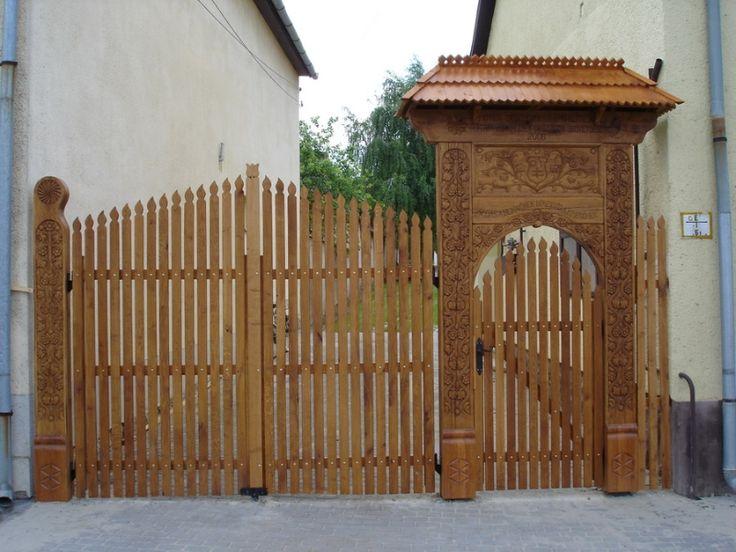 Székely kapu (Székely ház), Bonyhád (Hungary) - Fotó: Szarvas Irén