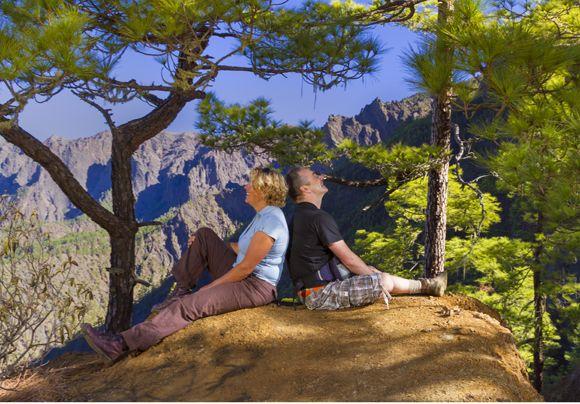 El destino turístico Islas Canarias se posicionó durante esos días como un lugar ideal para disfrutar de la naturaleza con un clima envidiable durante prácticamente todo el año.