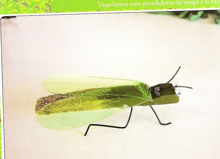 Insecten knutselen met kleuters / ScannedImage