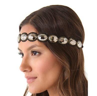 sparkling hair accessories