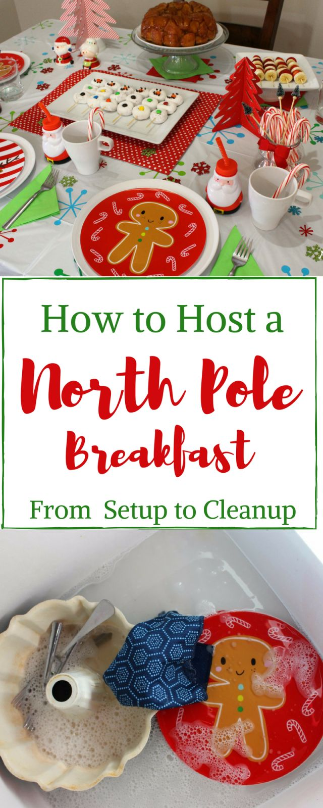 How to Host a North Pole #Holiday Breakfast, Setup to Cleanup via @OPLGBlog #happynowlinkup #feature http://ourprettylittlegirls.com/2016/11/how-to-host-a-north-pole-breakfast-tips-tricks.html/
