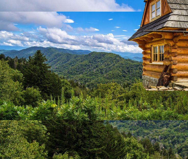 Keep an eye on his pages, he gives the Fall folliage forecast. Smoky Mountain Cabin Rentals in Gatlinburg, Pigeon Forge, and Sevierville, TN