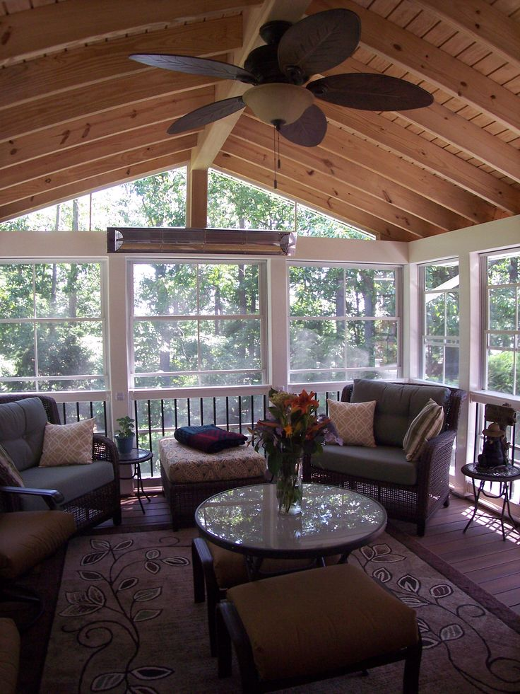 94 best sunrooms enclosures images on pinterest front on stunning backyard lighting design decor and remodel ideas sources to understand id=36966