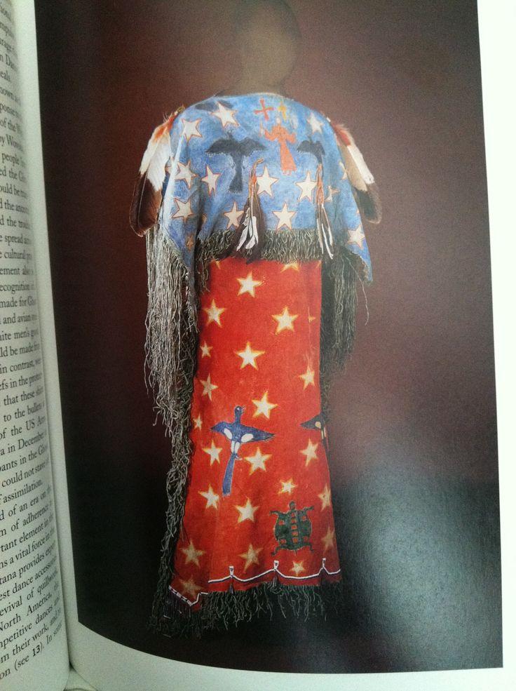 Arapaho Ghost Dance Dress, 1890's
